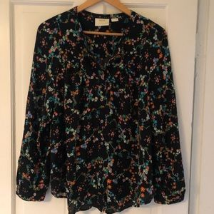Anthro Maeve Blouse, XL